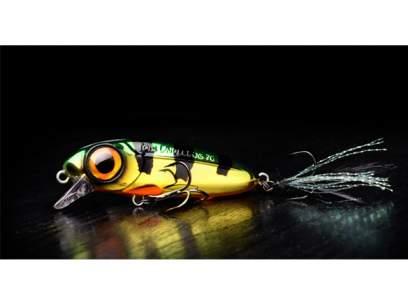 Vobler Spro Iris Underdog 7cm 13g Perch