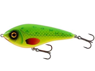 Vobler Westin Swim 10cm 34g Chartreuse Splash S